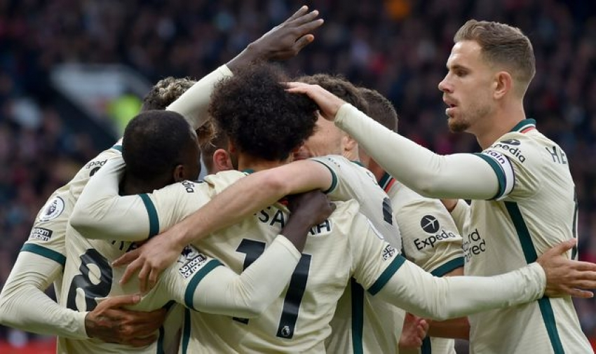 Liverpool did not need to by anywhere near best to thrash Manchester United, says Jamie Carragher